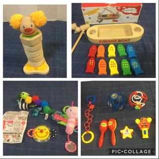 ベビー 玩具 色々セット