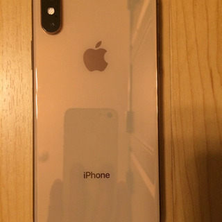 iPhone XS 256GB 残責無 AppleCare+保証...