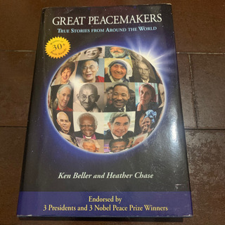 GREAT PEACEMAKERS