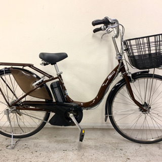 新基準ブリジストンアシスタ8.9Ahリチウム電動自転車中古