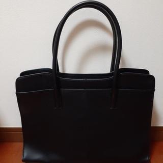 リクルート・トートバッグ☆黒