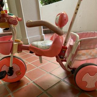 ミニー三輪車 あげます