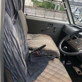 バネットトラック 4WD ディーゼル パワステ平成8年 7500...