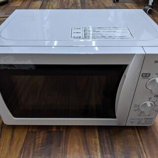 電子レンジ アイリスオーヤマ IMB-T172-5 2016年製 美品