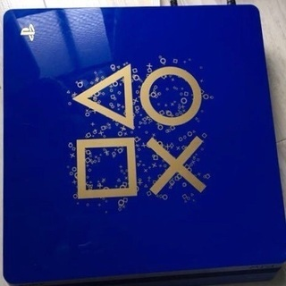 数量限定発売 PS4ブルー×ゴールドDays of Playモデル