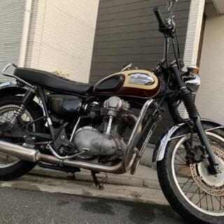 【値下げしました!】Kawasaki W650 【実働】【車検有...