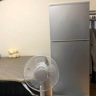 MORITA冷蔵庫140L MR-F-140C