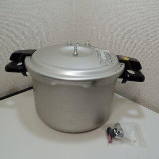 500円。フジマル 家庭用圧力鍋 圧力なべ 6.0L 6リットル...
