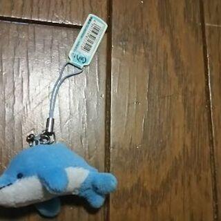 イルカのキーホルダー