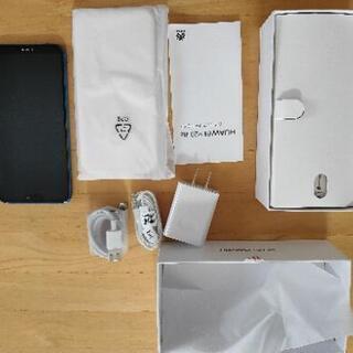 Huawei p20 lite SIMフリー端末