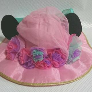 ディズニー  ミニー マウス 帽子