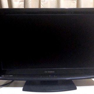 DXアンテナ 22インチ液晶テレビ