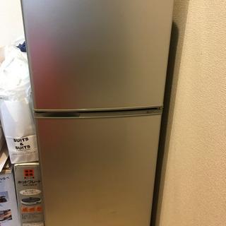 【差し上げます】SANYO 冷蔵庫(2005年製)