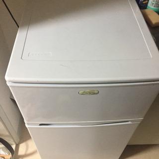 2ドア冷蔵庫 AR-100
