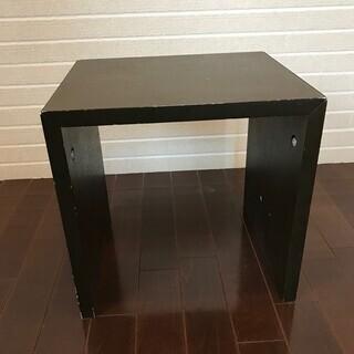 無印良品 サイドテーブル/スツール