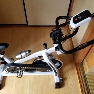 スピンバイク エアロバイク