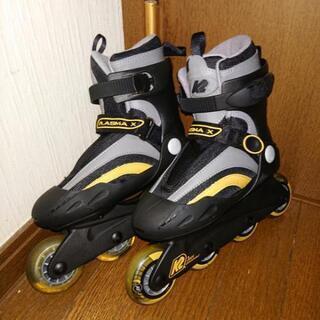 K2,インラインスケート、19~21cm