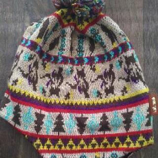 lafuma ラフマ ニット帽