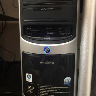 emashines デスクトップパソコン J4517