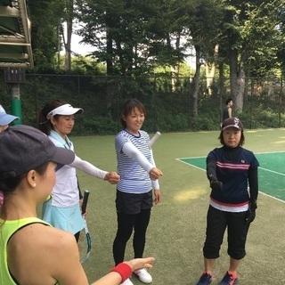 6月からのテニスメンバー募集してます!