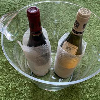 プラスチック製ボトルクーラー