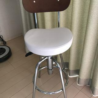 【超美品】ほぼ未使用 カウンターチェアー ダイニングチェアー 椅...