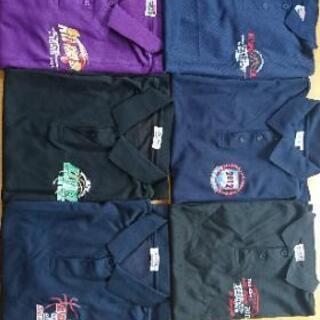 【値下げ】バスケット 関東大会 ポロシャツ 8枚+おまけ1枚