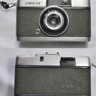 オリンパス ペン フィルムカメラ 希少 初代機