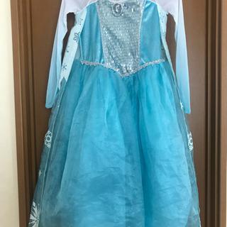 アナと雪の女王 エルサ ドレス カチューシャ付