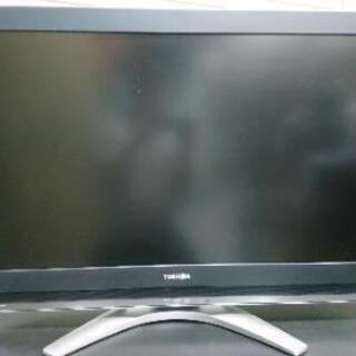 TOSHIBA REGZA 東芝 レグザ 37型液晶テレビ