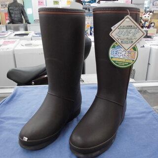 ライトフィールド LF-14 長靴 ブラウン 23.0㎝ …
