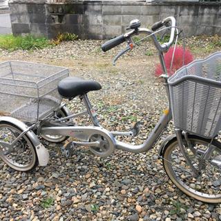 中古 おばあちゃん用三輪車