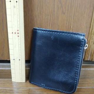 ナノユニバースのコンパクトな財布