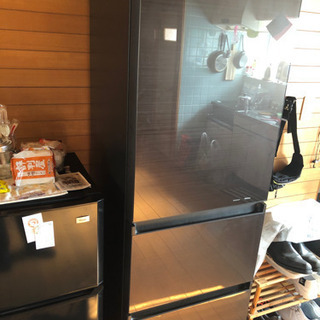 Panasonicノンフロン冷蔵庫冷凍庫365Lの画像