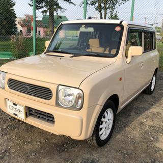4WD ナビ付 シートヒーター ラパン コミコミ価格❗️