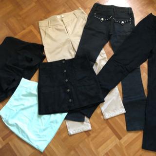 ブランド多数出品♡スカートボトムスセット