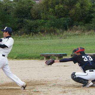 【男女混合野球チーム】お金をあまりかけずに野球を楽しむチームです!