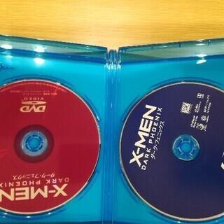 X-MEN:ダーク・フェニックス 2枚組ブルーレイ&DVD [B...