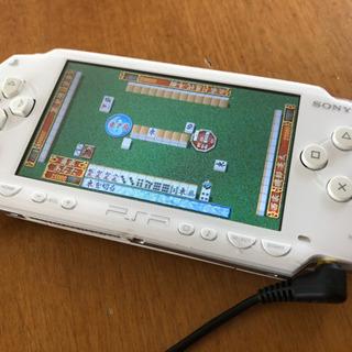 PSP(1000)、ソフト4本