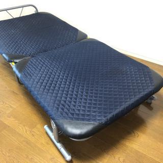 シングルサイズ 折りたたみ式ベッド