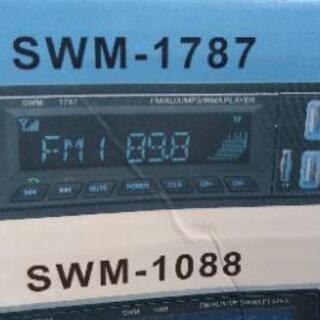 中古程度良好mp3プレイヤーSWM-1787