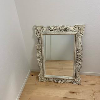 可愛い鏡です!