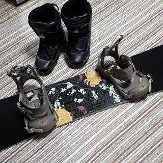 スノーボード ブーツ バートンカスタム 上下