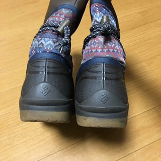 コロンビア 防寒 ブーツ メンズ