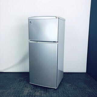 中古 冷蔵庫 2ドア サンヨー SANYO 2002年製 109...