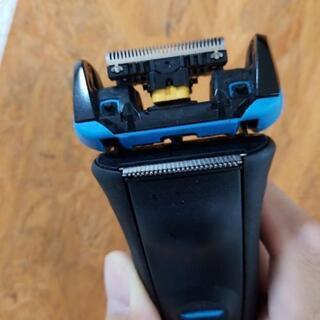 髭剃り 完全防水 2015年製ブラウン