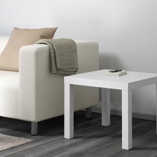 テーブル IKEA(イケア) LACK ホワイト