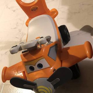 プレーンズ ダスティ ライドオン 乗用玩具