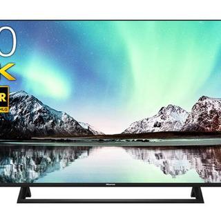 新品ハイセンス50E6800 4Kチューナー内蔵液晶テレビ