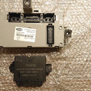 アルファロメオ 159 ECU ジャンク扱い